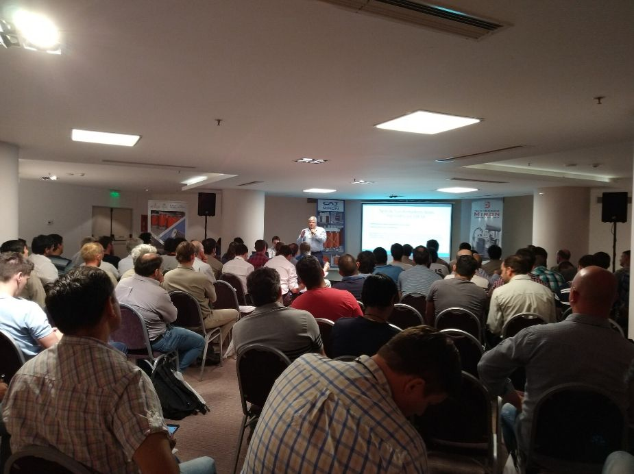 23rd Conference of Technical Training in Misiones