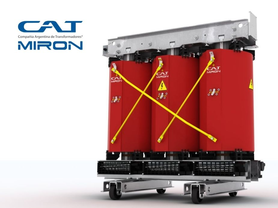 New Generation of CAT MIRON Encapsulated Dry Transformers